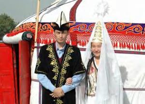 Свадебные традиции в киргизии